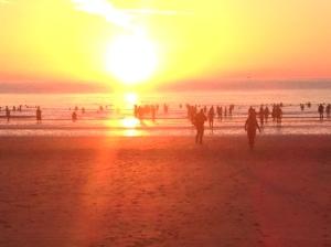 Sun, sea, sky, sand, skin