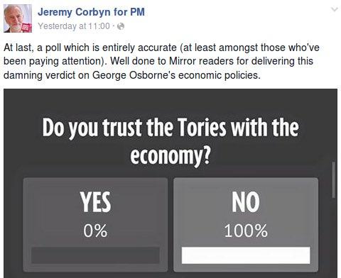 mirror poll