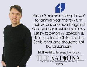 scots language