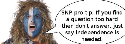 SNP spokesman 4
