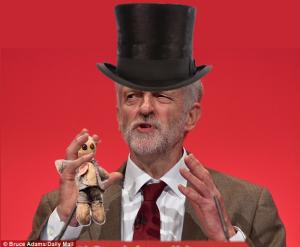 voodoo corbyn