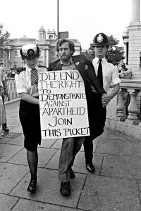 corbyn being arrested