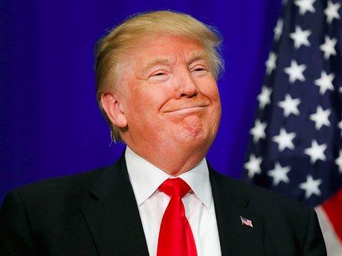 trump-smug