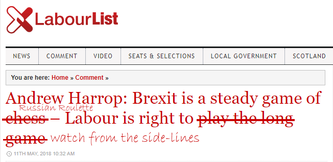 labour list headline